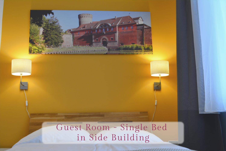 Gästezimmer - Einzelbett
